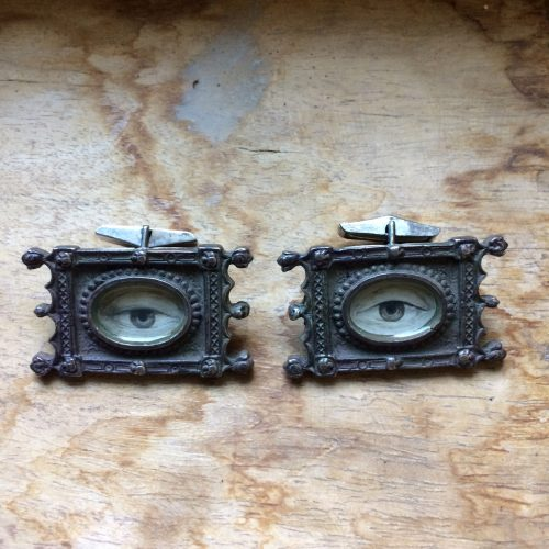 Eye Cuff Links